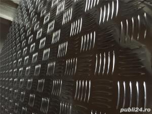 Tabla    aluminiu striata ,stucco grofrata - imagine 7