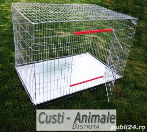 CUSTI animale si pasari Fabrica Custi-ANIMALE Bistrita - imagine 3