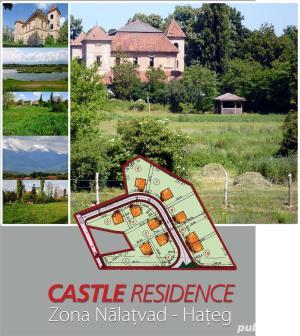 teren ieftin de vanzare langa castel si lac la Hateg - imagine 2