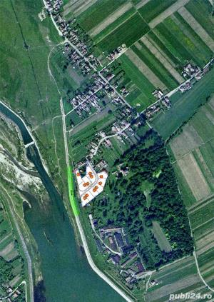 teren ieftin de vanzare langa castel si lac la Hateg - imagine 4