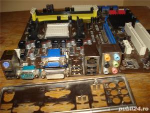 Placa de baza ASUS M2N68-CM AM2 / AM2+ DDR2 video on board VGA DVI - imagine 3