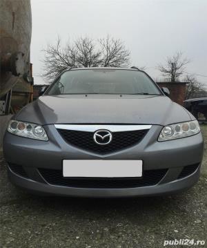 Dezmembrez Mazda 6 TDS 2.0 Break, fabricatie 2003 - 2006 - imagine 1