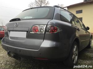 Dezmembrez Mazda 6 TDS 2.0 Break, fabricatie 2003 - 2006 - imagine 4