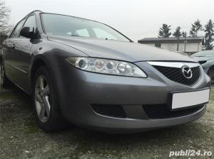 Dezmembrez Mazda 6 TDS 2.0 Break, fabricatie 2003 - 2006 - imagine 5