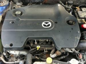 Dezmembrez Mazda 6 TDS 2.0 Break, fabricatie 2003 - 2006 - imagine 9