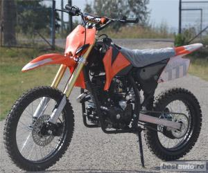 Atv MotoR Hurricane Dirt bike (Garantie 12L) - imagine 2