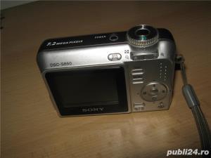 Aparat foto digital Sony Cyber-shot DSC-S650 - imagine 2