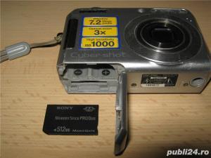 Aparat foto digital Sony Cyber-shot DSC-S650 - imagine 3
