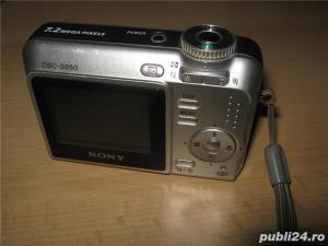 Aparat foto digital Sony Cyber-shot DSC-S650 - imagine 4