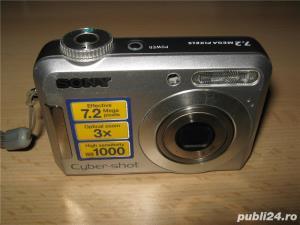 Aparat foto digital Sony Cyber-shot DSC-S650 - imagine 1