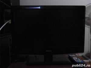 tv led 48cm,haier,nou,hdtv,usbmultimedia,dvbtc,alimentaresila12v,pretfix,rambursposta - imagine 2