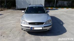 Ford Mondeo 2003 Mk3, 2000 tdci, diesel - motorina, break - imagine 1
