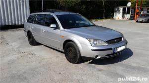 Ford Mondeo 2003 Mk3, 2000 tdci, diesel - motorina, break - imagine 7