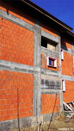 proprietar,vand vila in constructie,p+1e+pod otopeni - imagine 3