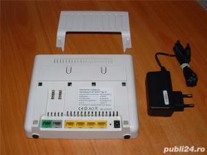Telekom Speedport W 504V Wlan-router ADSL modem 300 MBit/s, port USB 2.0 - imagine 5