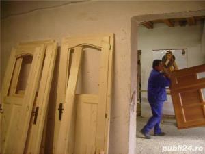 Angajam tamplari lemn  - imagine 1