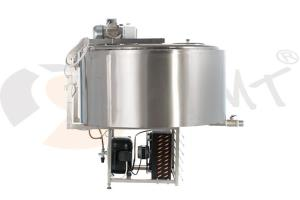 TANC DE RACIRE INOX CAPACITATE 200 LITRI - imagine 8