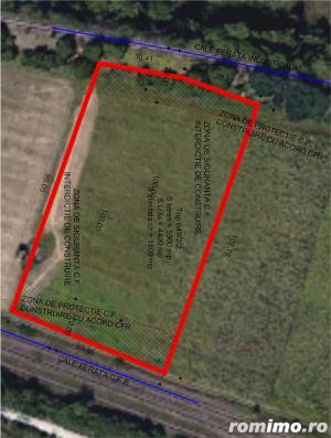 De vanzare teren arabil pentru  pepiniere si sere in zona Calea Sagului - imagine 2