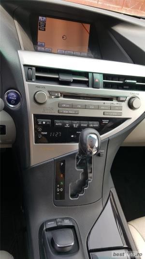 Lexus Rx 450h - imagine 9