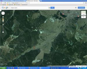 teren munte izvor acces  variante 0783095524 - imagine 7