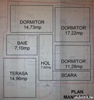 Proprietar vand casa p+m, 5 cam, 2 bai, moderna, mobilata, zona Garii - imagine 10