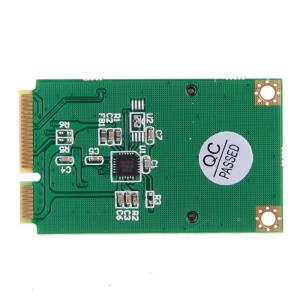 Adaptor Mini PCI-E la SD Card - imagine 2