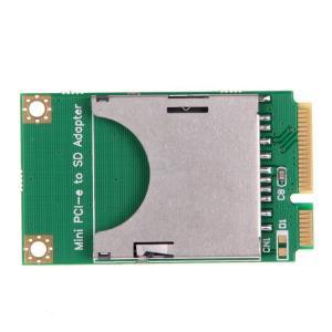 Adaptor Mini PCI-E la SD Card - imagine 1