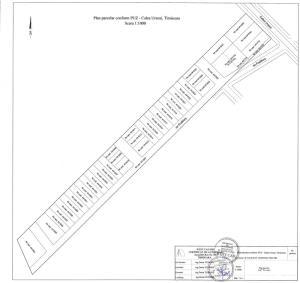VIND parcele 340-380 mp toate utilitatile BRAYTIM- str. Iuliu Podlipny Timisoara 100 Eur/m2 - imagine 1