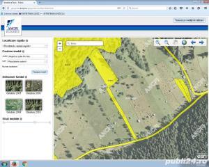 teren munte izvor acces  variante 0783095524 - imagine 14