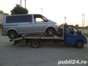 Tractari auto platforma slep non stop inmatriculari Bulgaria asigurari - imagine 2