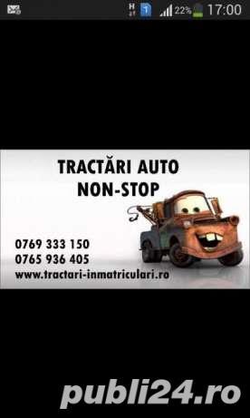 Tractari auto platforma slep non stop inmatriculari Bulgaria asigurari - imagine 5