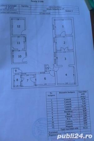 Vand casa+teren in zona linistita - imagine 4