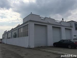 Oferim spre inchiriere cladire de birouri, spatii productie, depozite, platforme betonate - imagine 7
