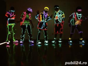 Promotie Fir electroluminescent neon flexibil EL Wire 8lei/m - imagine 3
