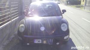 Vw Beetle sau schimb 1200 euro. Caut Dubita sau Monovolum.  Ofer  diferenta.  - imagine 2