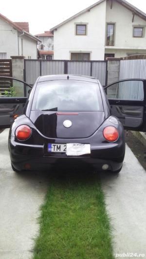 Vw Beetle sau schimb 1200 euro. Caut Dubita sau Monovolum.  Ofer  diferenta.  - imagine 5