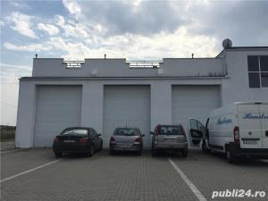 Oferim spre inchiriere cladire de birouri, spatii productie, depozite, platforme betonate - imagine 5