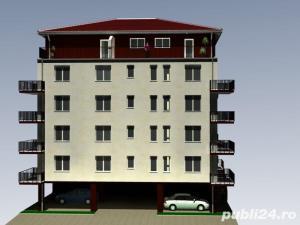 2 camere 55 mp semifinisate,  si loc de parcare subteran inclus in pret - imagine 3