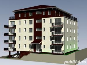 2 camere 55 mp semifinisate,  si loc de parcare subteran inclus in pret - imagine 2