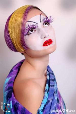 Curs Make Up Artist ALINA MILIN BEAUTY ACADEMY Timisoara - 2950 LEI - imagine 2