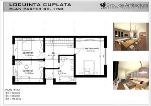 Locuinta unifamiliala in imobil duplex - imagine 8