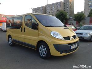 Renault Trafic 8+1 Locuri  - imagine 4
