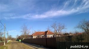 Proprietate la Sfantu-Gheorghe Delta teren 1500m²+casa - imagine 3