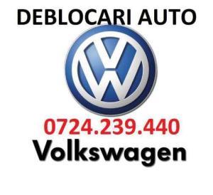 deblocari auto Volkswagen passat, deschid usa bora,polo - imagine 1