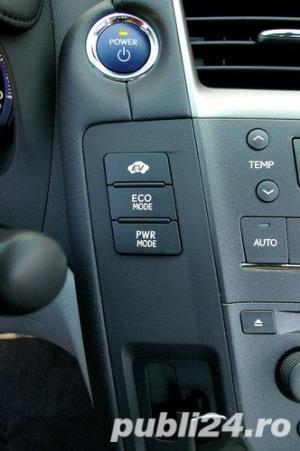 Lexus IS 250 - imagine 10