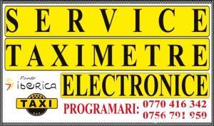 Aparat taxi taximetru electronic casa de marcat taxi ceas taxi - imagine 4