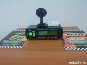 Aparat taxi taximetru electronic casa de marcat taxi ceas taxi - imagine 7