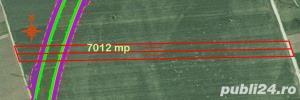 Teren 7012 mp ocolitoarea  centura Brasov Tarlungeni Sacele - imagine 2