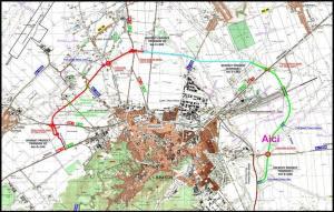 Teren 7012 mp ocolitoarea  centura Brasov Tarlungeni Sacele - imagine 3