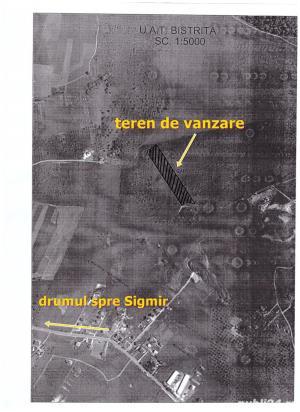 Teren extravilan de vanzare zona Sigmir- La Soare - imagine 5